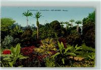 Les Abymes Gartenanlage Guadeloupe