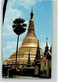 Rangoon Shwedagon Pagoda