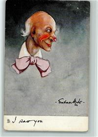 Tucks Nr. 6468 - Clown AK