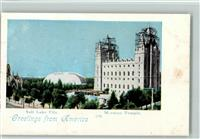 1905 Mormon Temple - Salt Lake City  Tempel