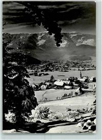 Bruneck 1966 Winter  Pustertal Bruneck / Brunico