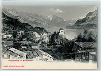 Ringgenberg BE 1909 am Brienzersee