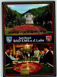 5427 Bad Ems Spielbank Roulette