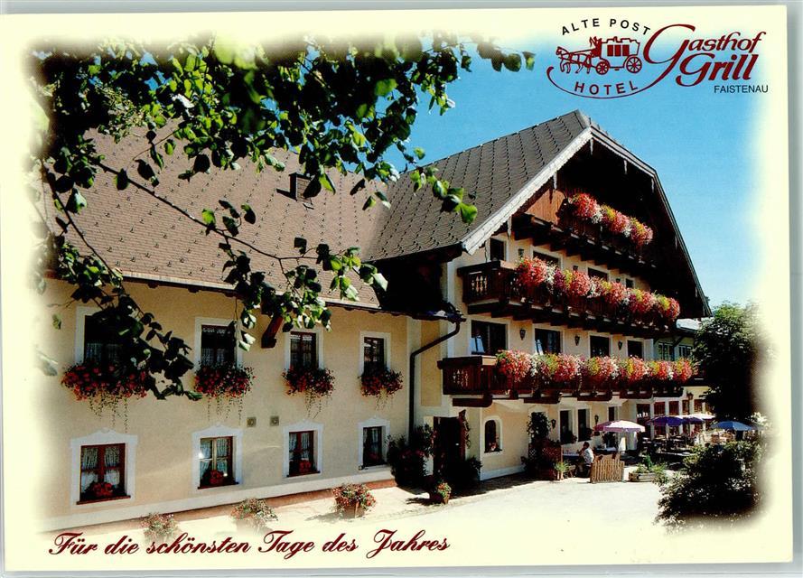 Faistenau Hotel Gasthof Grill Alte Post Salzburg Umgebung Bezirk