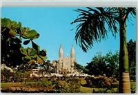 1970 Haiti the Cathedral, Port Au Prince  Nordamerika