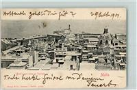 Valletta 1901 Birds eye view of Valetta AK