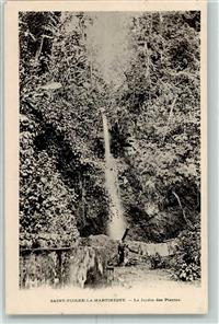 Fort-de-France Wasserfall Martinique