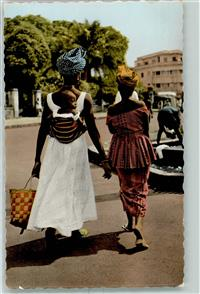 Conakry Tracht Guinea