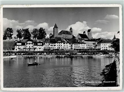 Rapperswil BE Hafenpartie