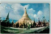Rangoon Shwedagon Pagode
