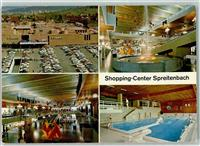Spreitenbach Shopping Center Vilan Schwimmbad