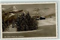 Les Diablerets Winter