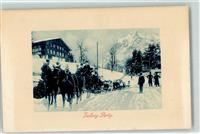 Grindelwald 1917 Tailing Party