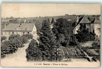 Begnins 1908 Place du College