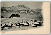 Leysin Winter
