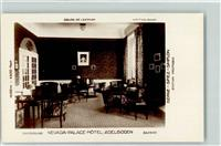 Adelboden BE Nevada Palace Hotel Salon de Lecture