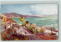 Tucks Nr. 7310 Serie II The Holy Land - The Lake of Galilee  , gute Erhaltung