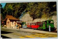 Brienz BE Rothorn Bahn Station