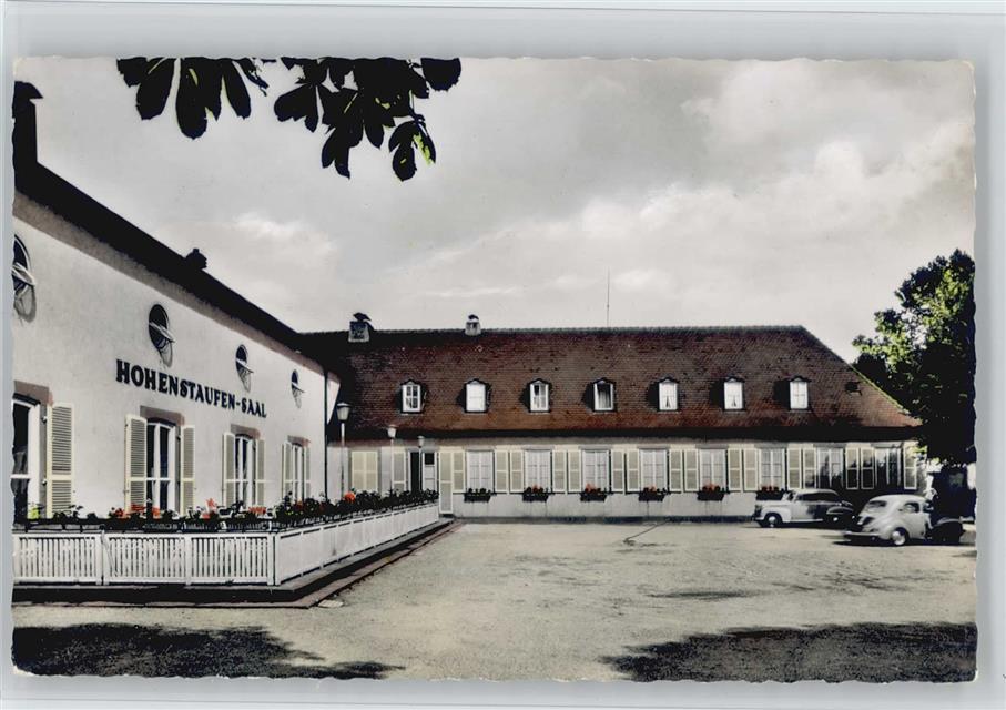 6747 Annweiler Stadtschänke Hohenstaufen-Saal: Ansichtskarten-Center ...