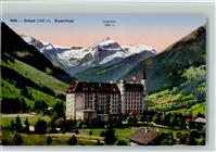 Gstaad Royal-Hotel Oldenhorn