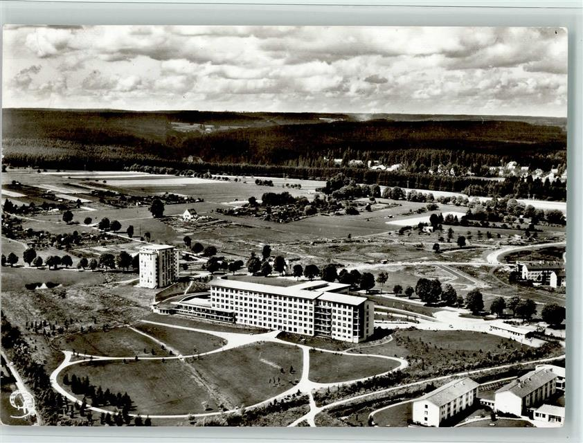 7730 Villingen-Schwenningen Krankenhaus: Ansichtskarten-Center ...