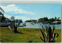 Bermuda 1968 Flatts Inlet, Showing Coral Island Club 1968