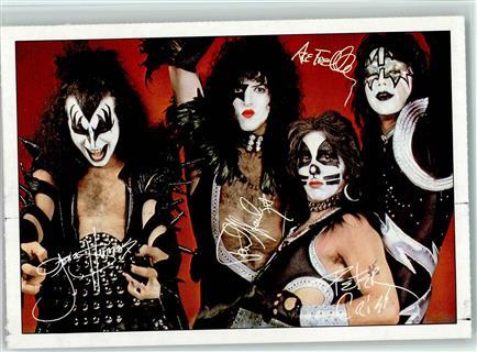 kiss musikgruppe