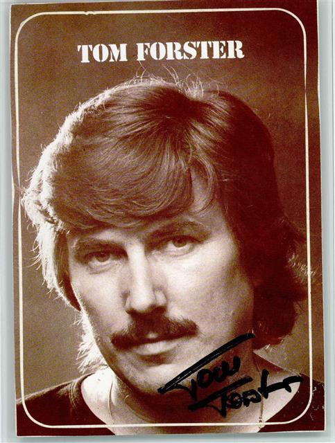 <b>Tom Forster</b> Original Autogramm - AK_12087567_gr_1