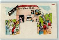 Alte Weiber Mühle Nr. 6556 - Humor