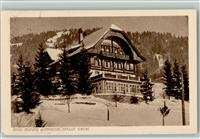 Gstaad Hotel Pension Alpenblick Winter