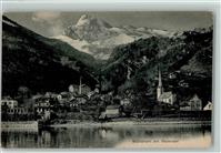 Mühlehorn 1910 Walensee