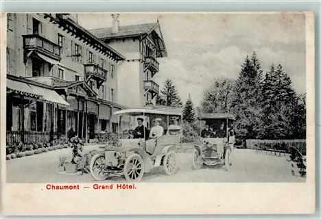 Chaumont 1905 Grand Hotel