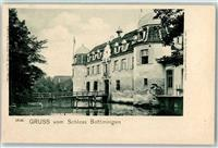 Bottmingen 1903 Schloss