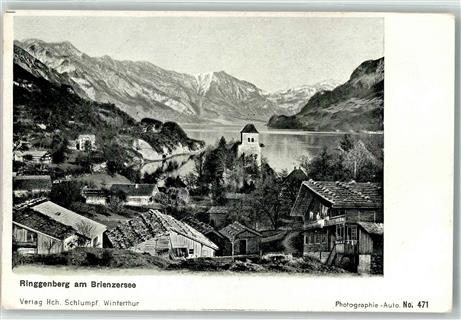 Ringgenberg BE am Brienzersee