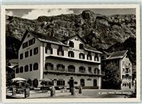 Flims Dorf Hotel Bellevue u. Post