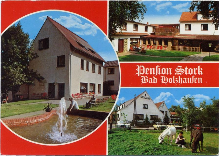 4994 Bad Holzhausen Bad Holzhausen Pension Stork Und