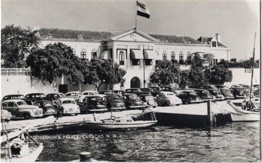 Curacao, Gouverneurs Palast (Governor´s Palace),
