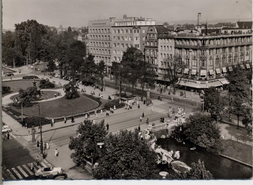 Das alte d sseldorf denkmalschutz seite 9 deutsches for Architektur 1960