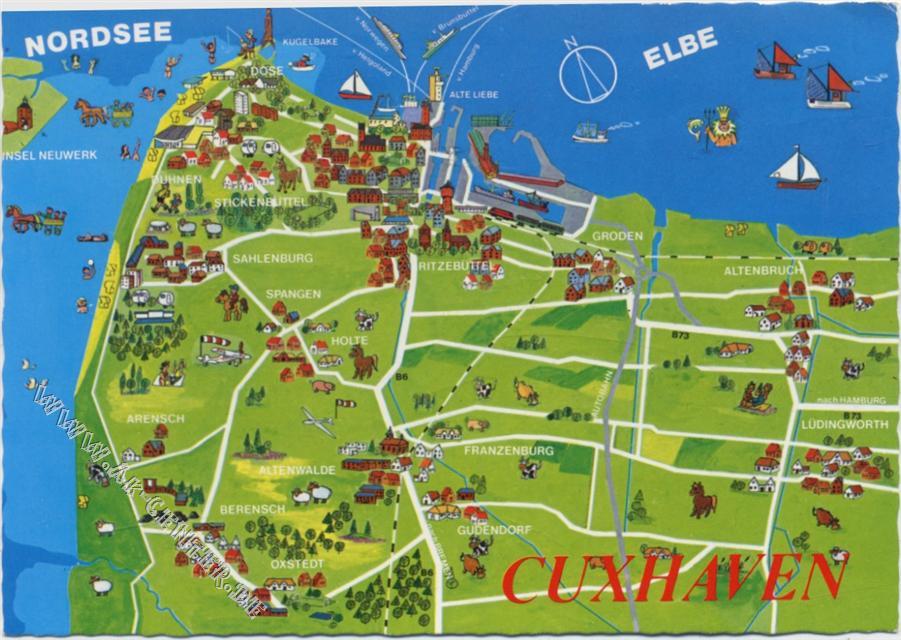 Hotels In Cuxhaven Deutschland