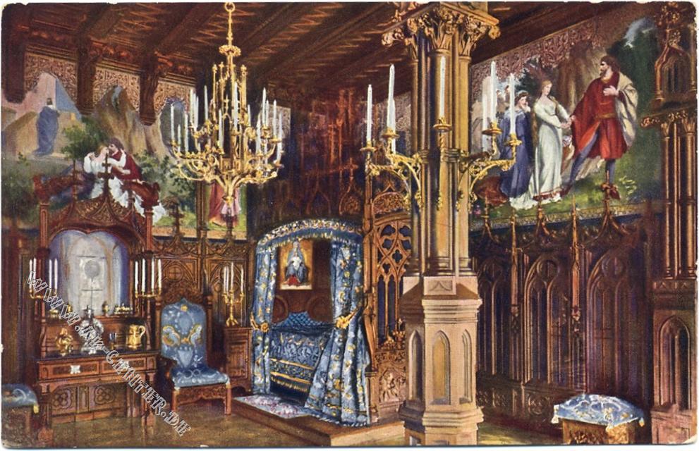 Best Schloss Neuschwanstein Schlafzimmer Photos - Erstaunliche Ideen ...
