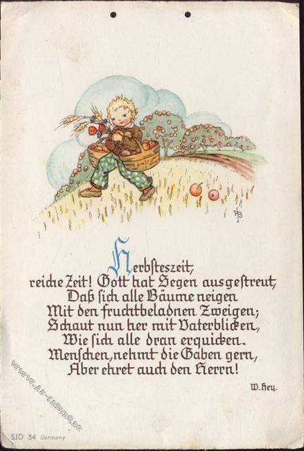 Über herbst gedicht Lustige Gedichte