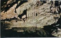 Carlsbad Cavern National Park, Spiegesee (mirror lake), New