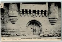 Lutry Porte du Chateau 1551