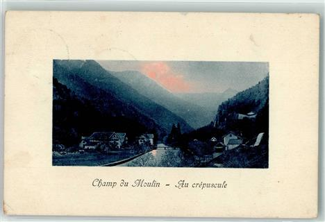 Champ-du-Moulin 1908