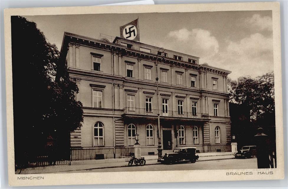 Braunes Haus wk ii münchen braunes haus ansichtskarten center onlineshop