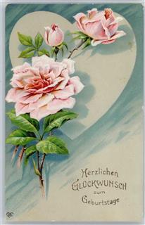 Zum rote geburtstag rosen Blumenversand