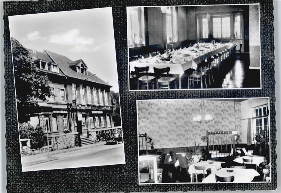 4600 Dorstfeld Hotel, Restaurant Bergschänke: Ansichtskarten-Center ...