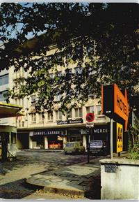 Basel Hotel Excelsior Auto