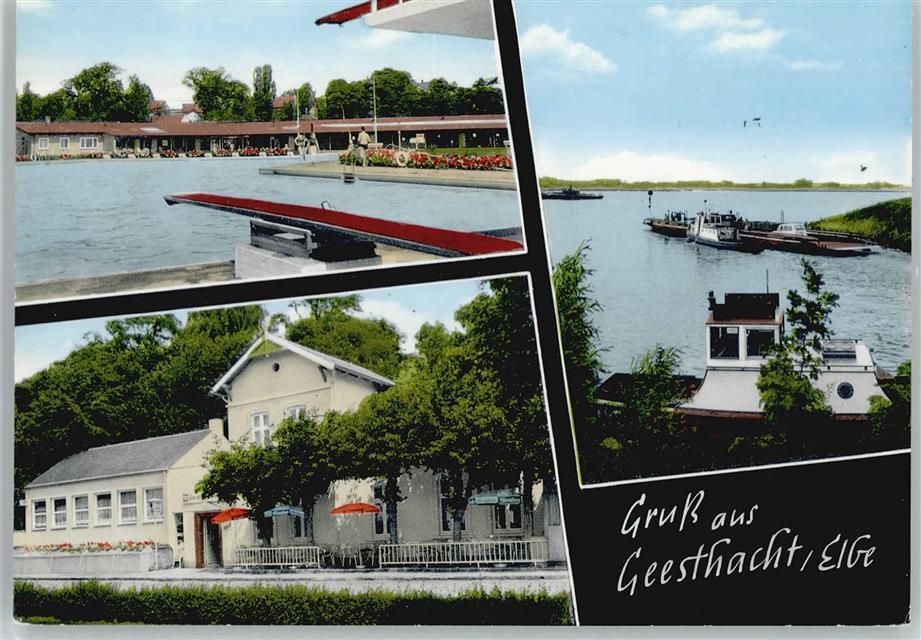Geesthacht Schwimmbad 2054 geesthacht schwimmbad fähre pension restaurant zum