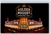 Golden Nugget Gambling Hall Saloon and Restaurant Las Vegas  Casino